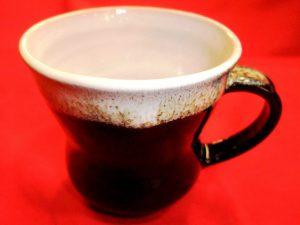津軽焼コーヒーカップ